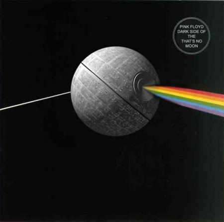 also, what if the Death Star actually fired rainbows?