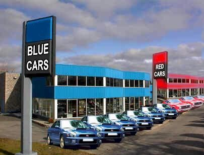 car shopping for women