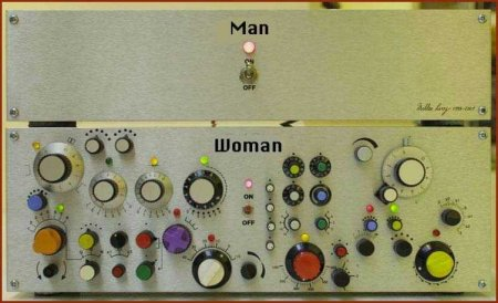 and most of those knobs make that switch up there do everything for them
